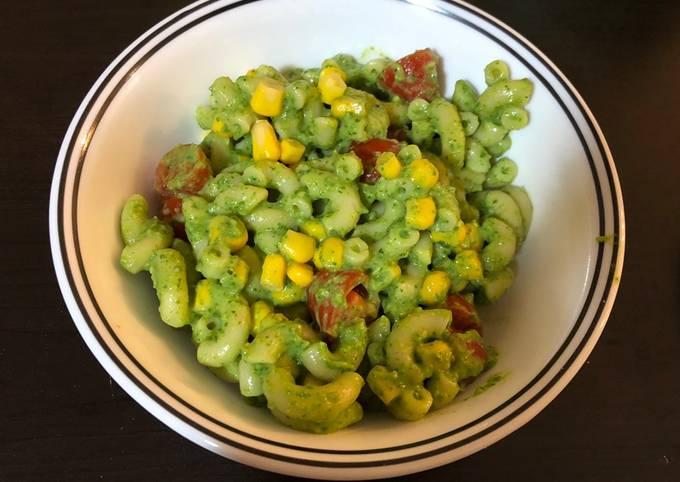 How to Cook Perfect Avocado Pasta Salad