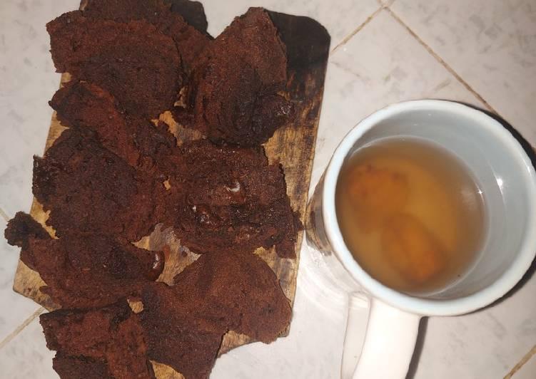 Resep Resep brownies kukus coklat tanpa mixer (ala anak kost) yang Lezat Sekali