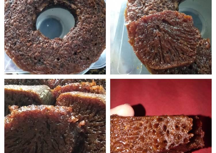 cara buat Bolu Karamel - Sajian Dapur Bunda