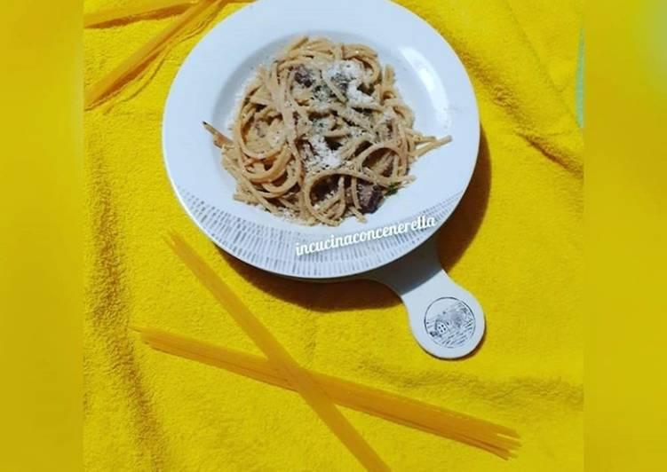 Spaghetti ai porcini