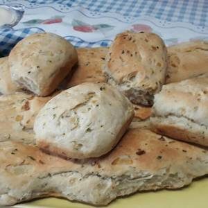 Pan saborizado para untar
