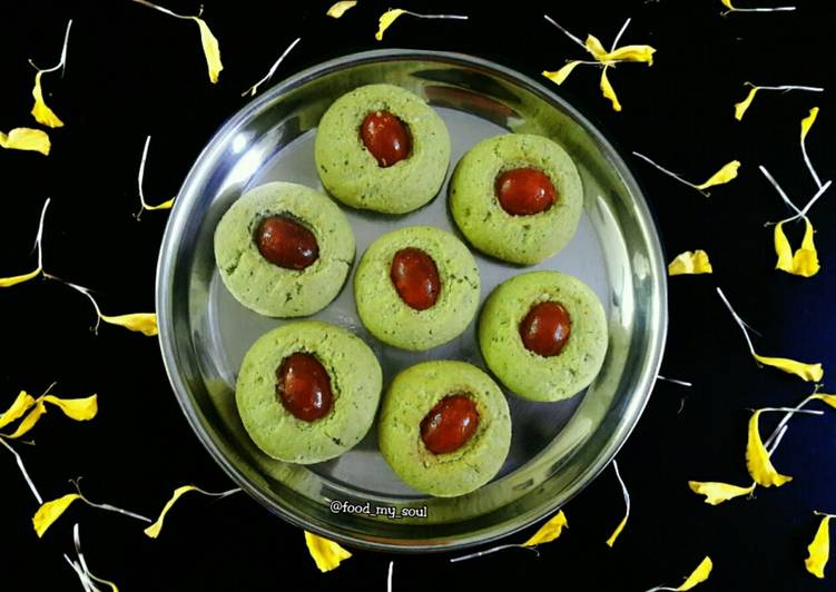 25 Minute Recipe of Award Winning Refreshing Paan-Nankhatai