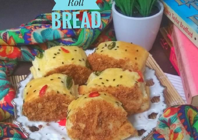 Floss Roll Bread Part 2