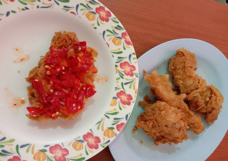 Ayam Geprek