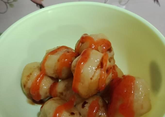 Cilok wortel