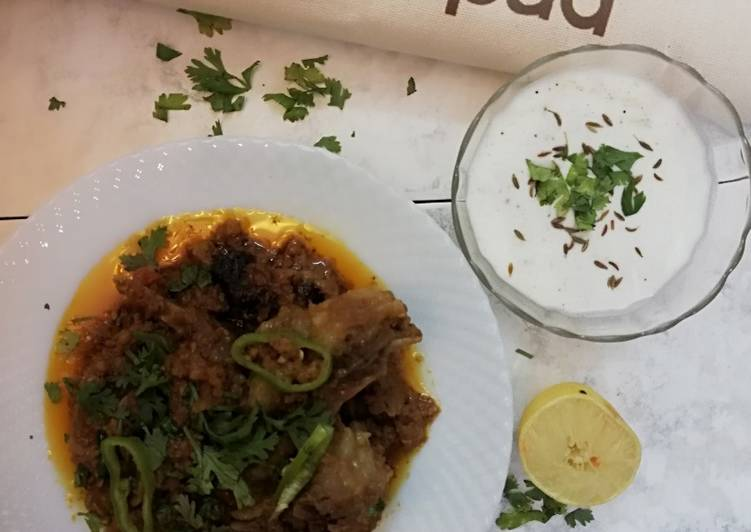 Recipe of Award-winning Chaanp qeema masala