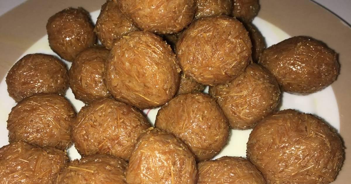 طريقة عمل حلى الشعيريه الباكستانيه بالنستله بالصور 131 وصفة حلى الشعيريه الباكستانيه بالنستله بالصور سهلة وسريعة كوكباد