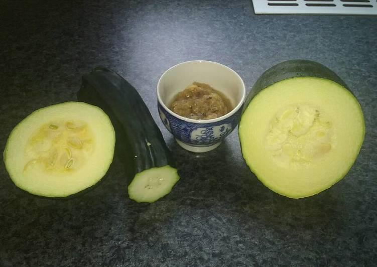 Zucchini Jam (Vegan)