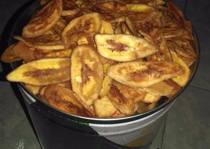 Banana Chips / cripping gedang / keripik pisang