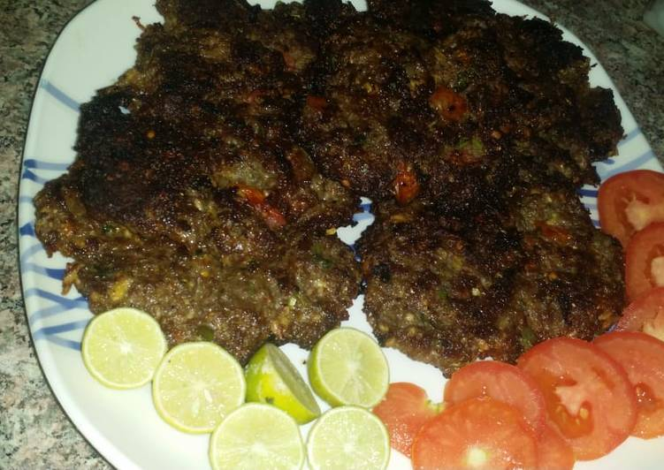 Easiest Way to Prepare Any-night-of-the-week Chapli kabab (EID SPECIAL)