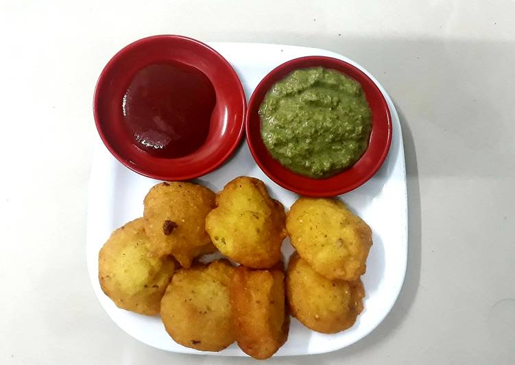 15 Minute Simple Way to Make Speedy Moong Dal Vada
