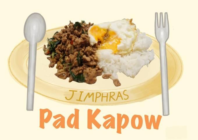 Spicy Thai Basil Stir-fry (Pad Kapow)