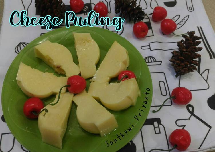167. Cheese Puding