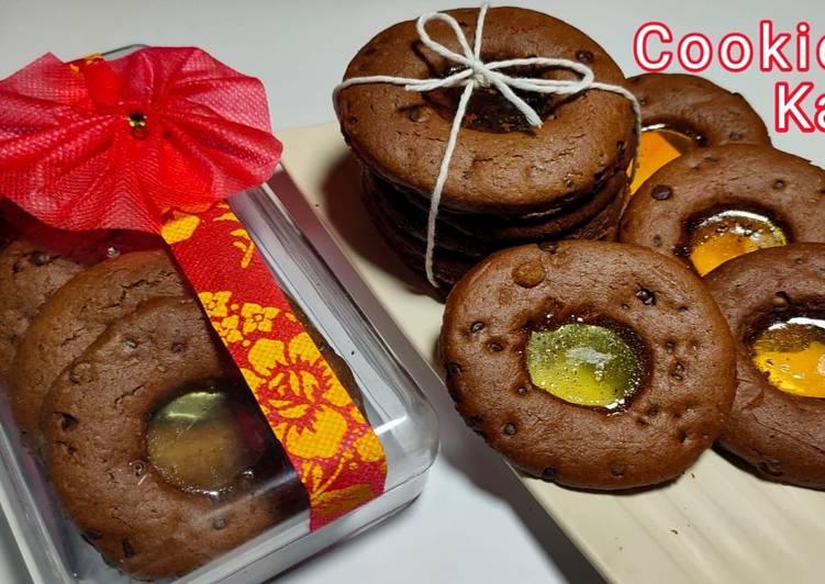 Glass Cookies Kue Kukis Kaca (160)