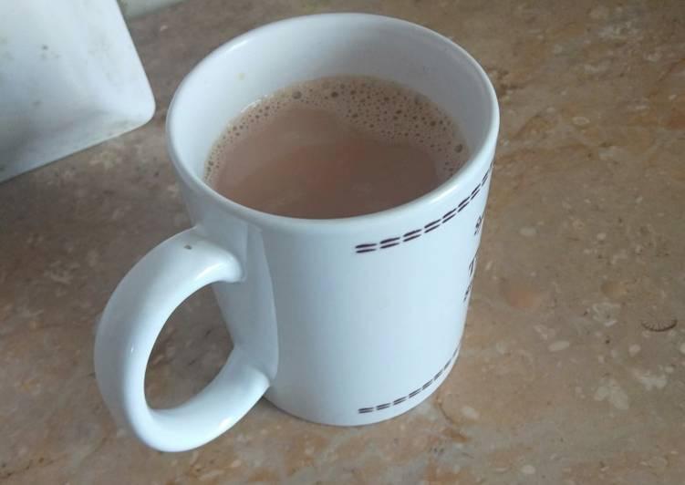 Easiest Way to Make Homemade Strong Tea