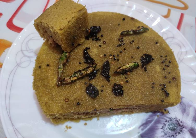 Step-by-Step Guide to Make Super Quick Homemade Beetroot dhokla