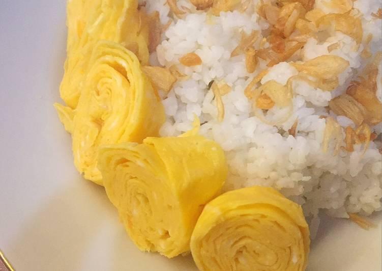 Nasi Uduk Rice Cooker💛