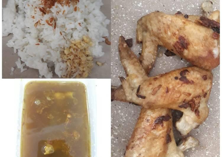 Soto Ayam bamboe untuk anak kost