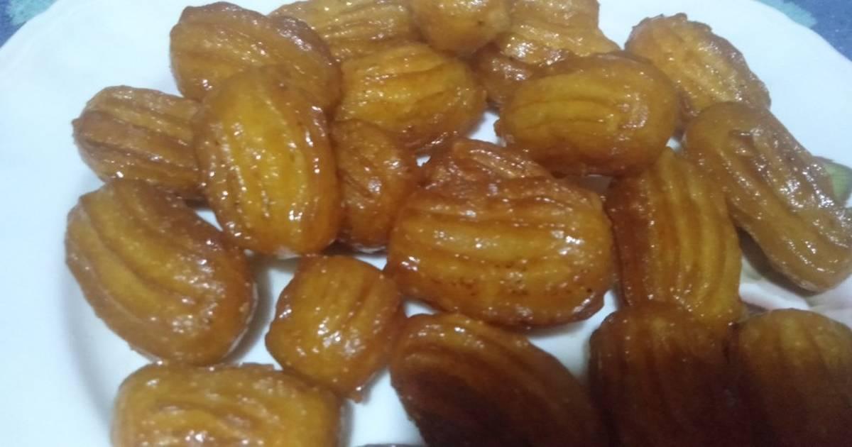 طريقة عمل بلح الشام - 529 وصفة بلح الشام سهلة وسريعة - كوكباد
