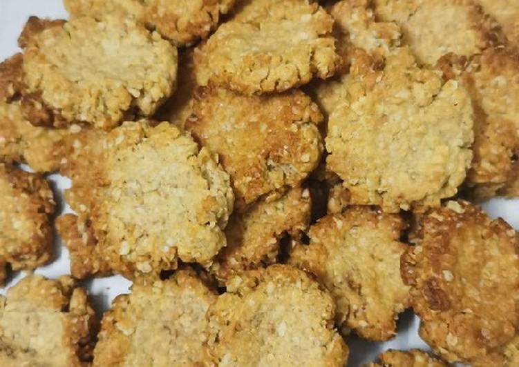 Cookies oatmilk