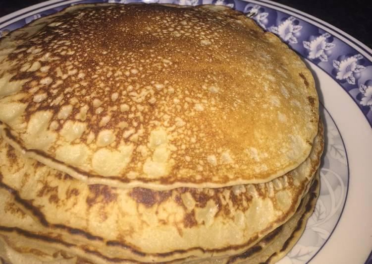 Easiest Way to Make Perfect Pancake
