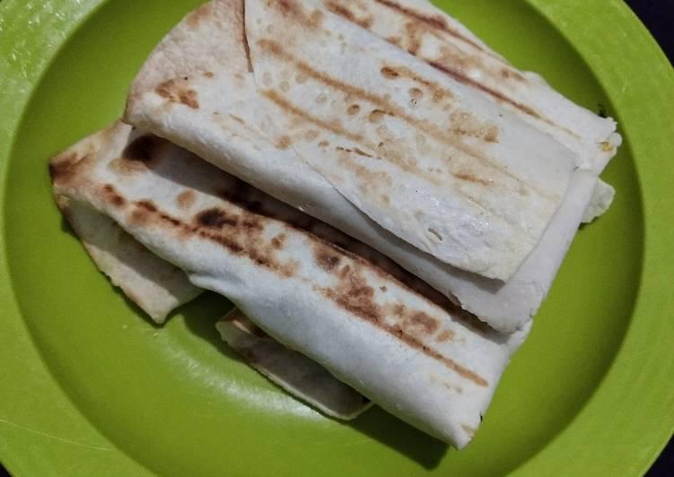 Kebab daging homemade