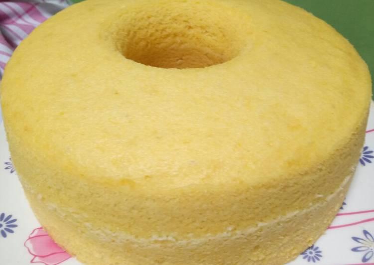Resep Bolu jagung kukus simpel yang Sempurna