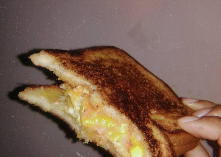 Sandwich Renyah Simpel