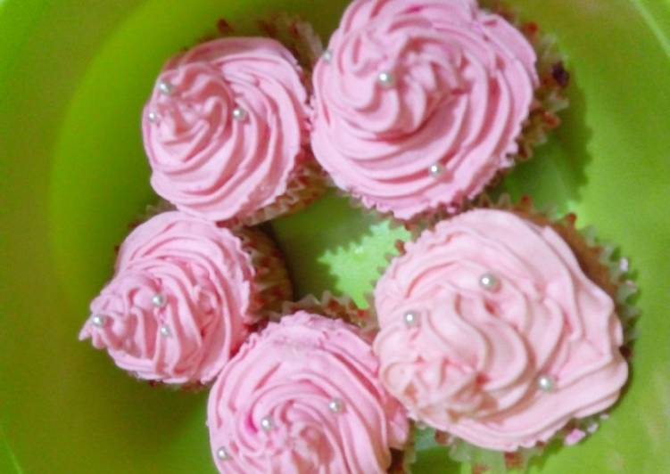 Simple Way to Prepare Ultimate Icing for Cup Cake