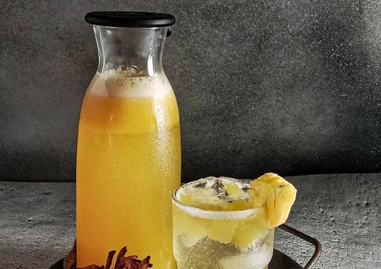 Pineapple punch - resepipouler.com