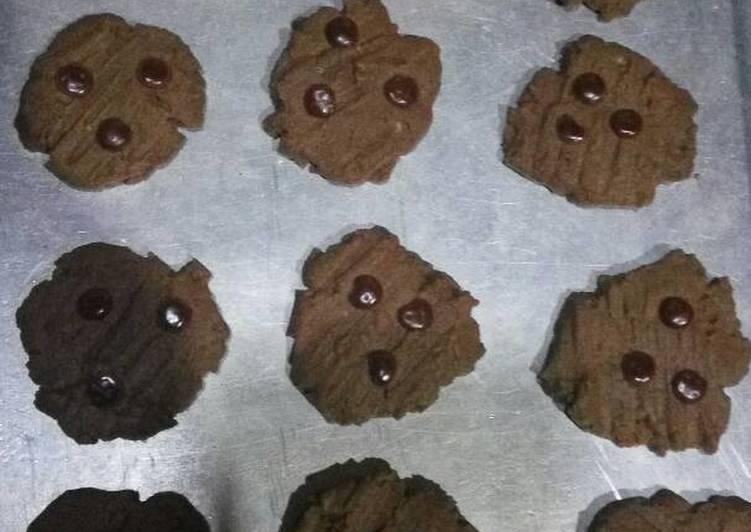Cookie cokelat (goodtime kw) 😁😁