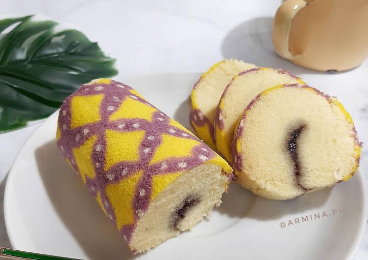 Bolu Gulung Batik Mini Size