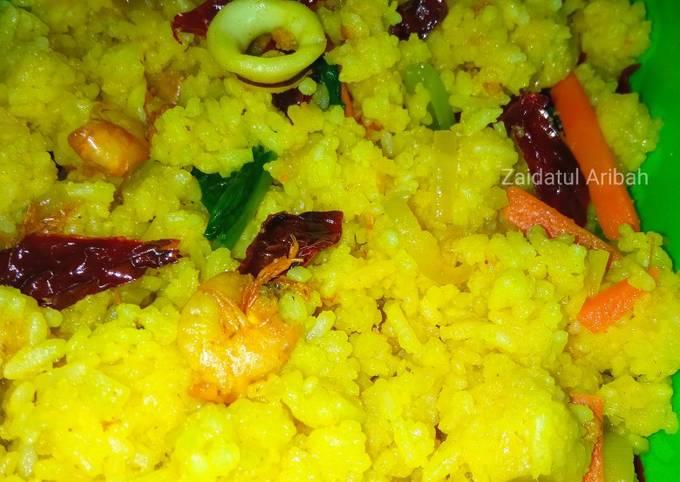 Nasi Goreng Kuning Sempoiii