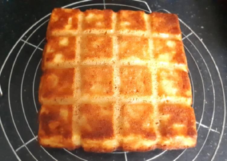 Recette Appétissante Gâteau aux pommes