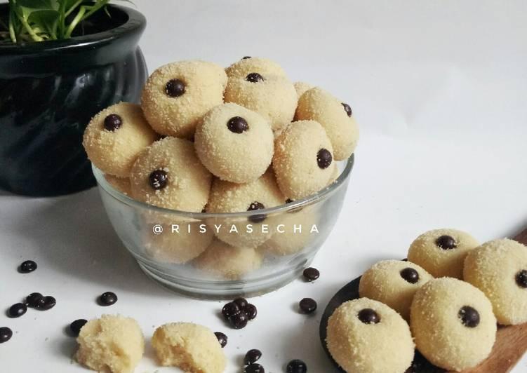 Resep Monde Cookies Kue Janda Genit Oleh Risya Secha Cookpad