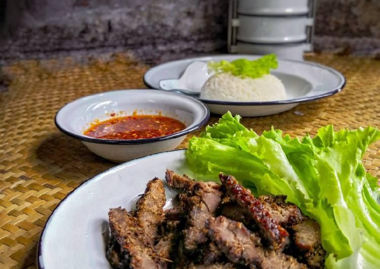 Daging 'Harimau Menangis' - resepipouler.com