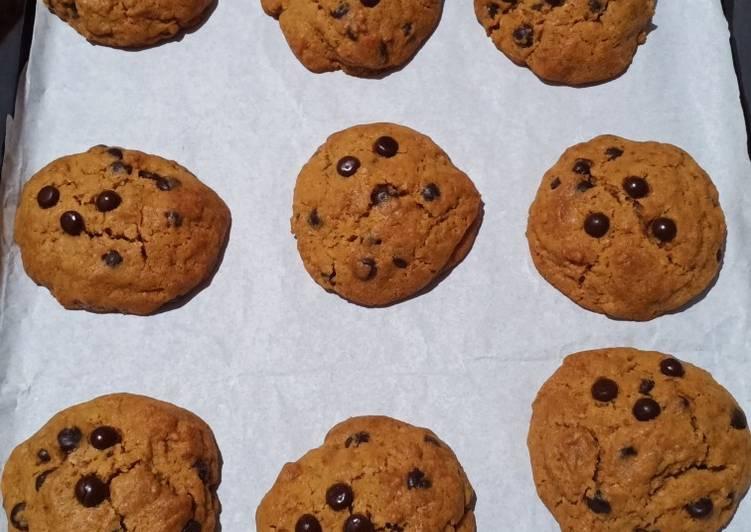Chewy Cookies Crispy Diluar, Empuk didalam Enak Anti Gagal