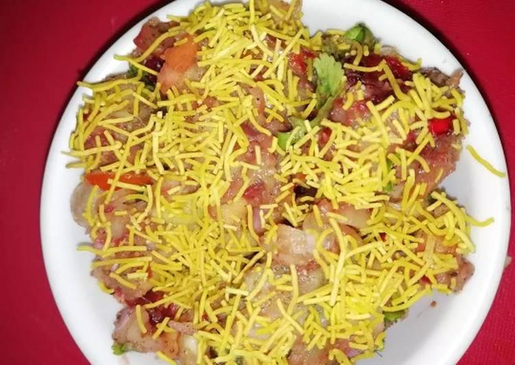 Easy Comfort Dinner Ideas Ultimate Sev chaat