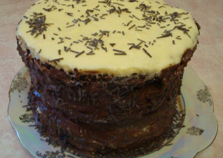 гозиас опубликовала торт мишель рецепт с фото новой набережной даже