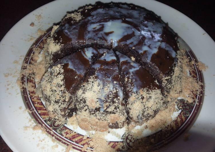 Recipe of Favorite Chocolaty Christmas Cake