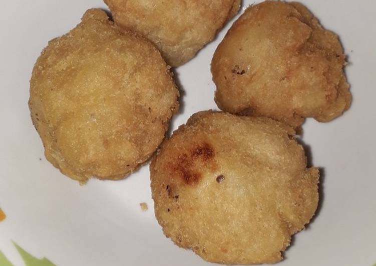 10 Minute Simple Way to Make Cooking Tastify yam balls