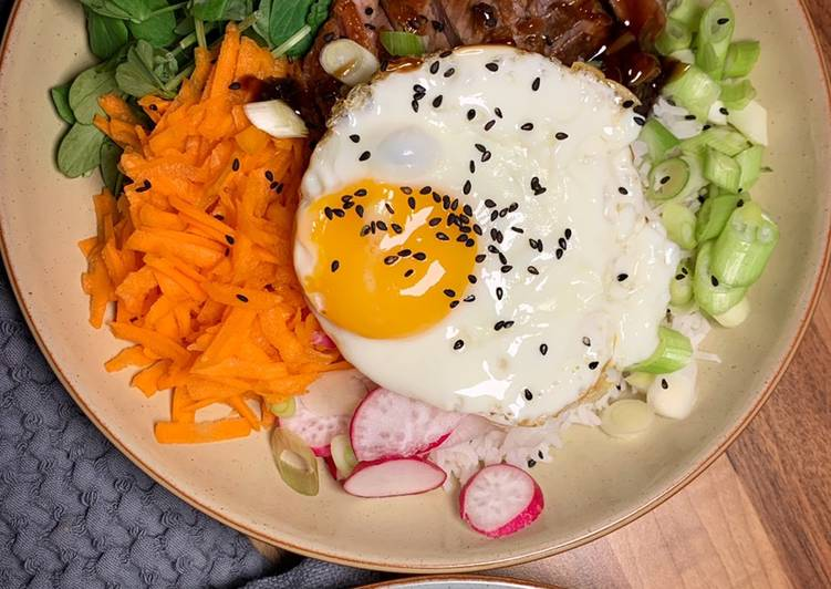 Step-by-Step Guide to Prepare Any-night-of-the-week Hoisin duck donburi