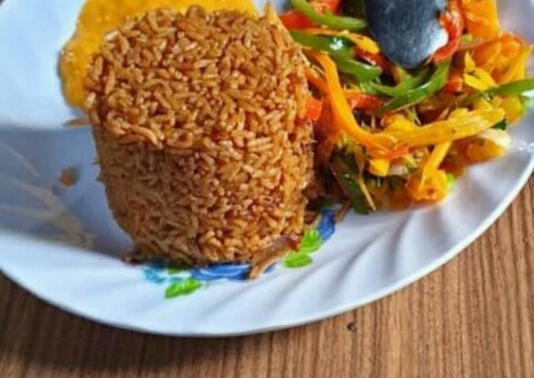 Beef pilau&stir fried Veggies #foodphotography