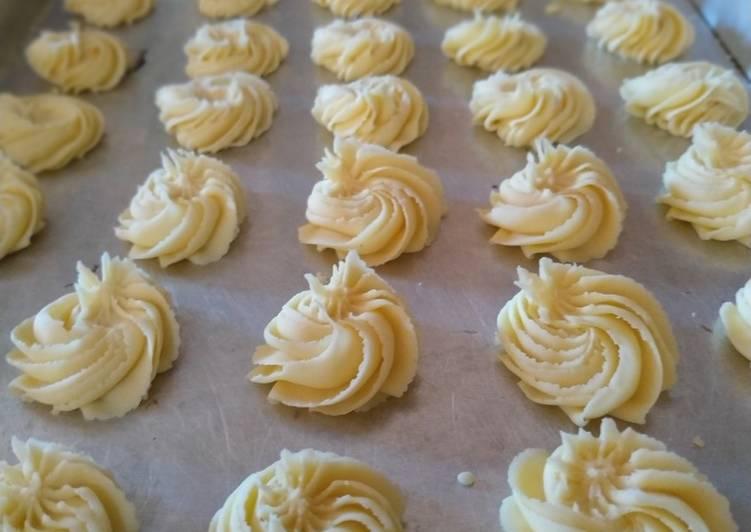 Bagaimana Membuat Kue kering garut, Enak Banget