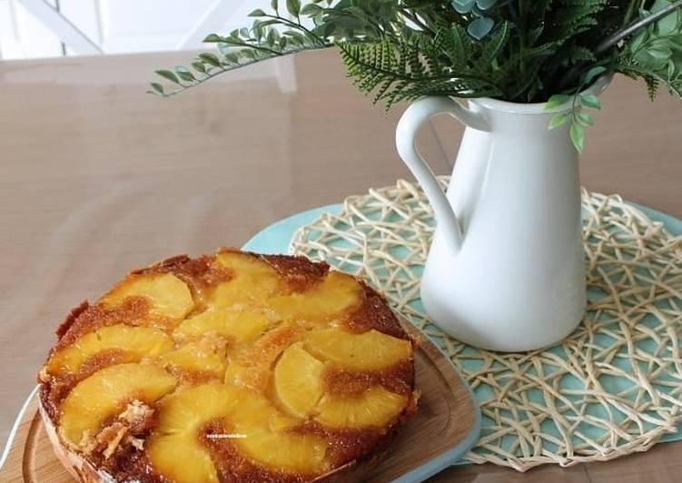 Nos 9 Meilleures Recettes de Gâteau à l'ananas