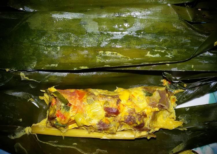 Resep Pepes Daging Sapi oleh Reski Ramadhani - Cookpad