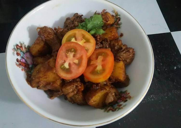 10 Resep: Balado kentang ati desaku yang Menggugah Selera!