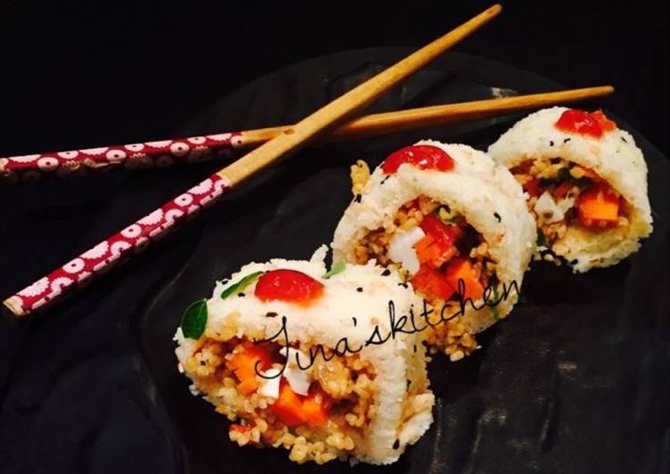 Sooji ki sushi 🍥