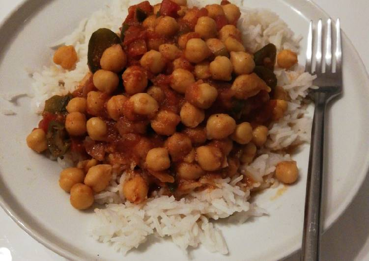 Steps to Make Award-winning Chana masala