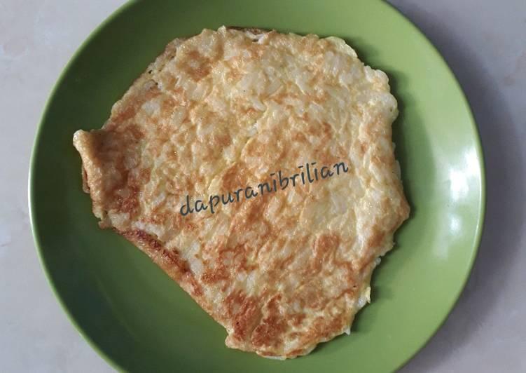 Resep Omlet batita Bikin Laper